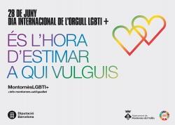 Destacat Dia Orgull LGBTI 2021