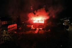 Cremada de l'Ajuntament