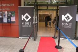 Entrada a la gala de la Mostra Crispeta d'Or del 2019, a l'Espai Cultural Montbarri.