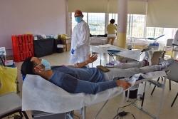 Donació de sang a Montornès (març 2021)