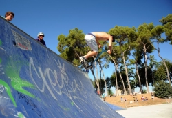 I Campionat Skatepark