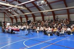 Més de 300 persones han assistit a la sessió.