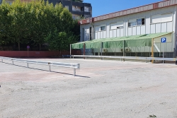 Nou aparcament a la rambla de Sant Sadurní