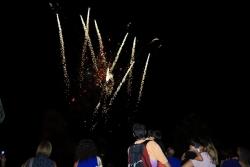 17/09/2021 - Castell de focs d'inici de Festa Major