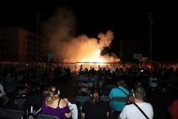 18/09/2021 - Foc a plaça