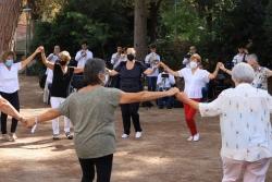 20/09/2021 - Sardanes amb la Cobla Premià