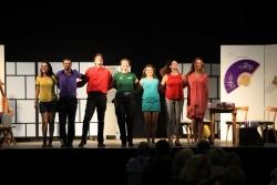 """20/09/2021 - Teatre amb """"La extraña pareja"""", a càrrec de Calibán Teatro"""