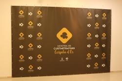Photocall de la darrera gala de la Mostra Crispeta d'Or.