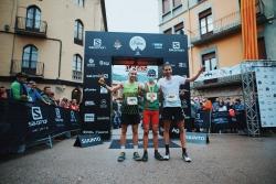 Miquel Corbera, campió de la Mitja en la categoria 16-29 (imatge: Salomon Ultra Pirineu)