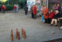 28-11-2009 - Campionat de Petanca i de botxes per a la Gent Gran a Can Xerracan