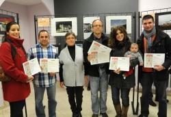 27-11-2013 - Lliurament de premis i inauguració de l'exposició del XXVIIè concurs de fotografia d'aficionats Premi Sant Sadurní