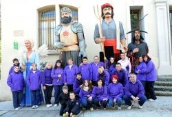 01-12-2013 - Plantada de gegants i cercavila de Sant Sadurní