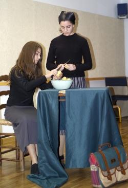 22-11-2006 - Portes obertes a l'equipament del c. de Can Parera i demostració de l'Aula Municipal de Teatre
