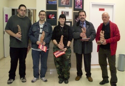 23-11-2006 - Guanyadors del XX Concurs de Fotografia per aficionats Premi Sant Sadurní
