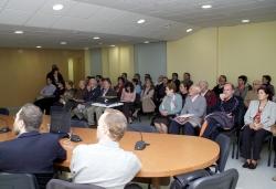24-11-2006 - Presentació pública de l'Inventari del patrimoni cultural de Montornès, a la Sala d'Actes de l'Ajuntament