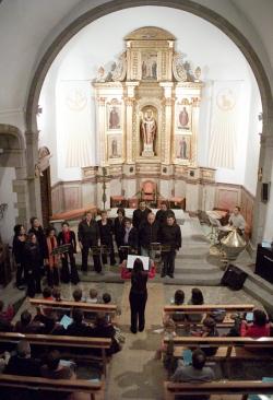 24-11-2006 - Concert de gospel a l'església de Sant Sadurní