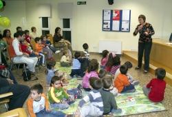 27-11-2006 - Sessió de contes (Contes d'en Xavier Bertran)