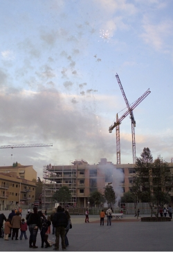 29-11-2006 - Castell de focs de fi de festa