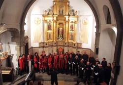 24- 11 - 2007 - Concert Coral a l'església de Sant Sadurní