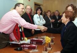 25-11-2007 - Recepció Institucional - Homenatge a les persones de Montornès de més de 85 anys