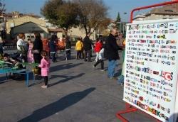 29-11-2007 - Jocs interactius a la plaça de Pau Picasso