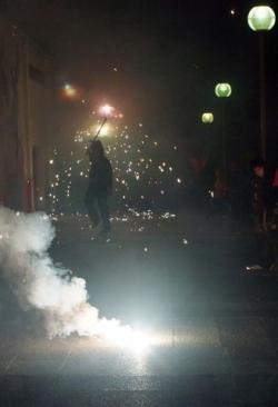 1-12-2007 - Correfoc a les Rambles