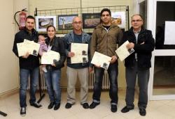 23-11-2011 - Guanyadors del XXVè Concurs de Fotografia per a aficionats Premi Sant Sadurní