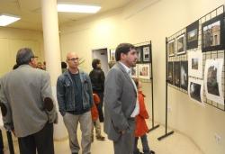 23-11-2011 - Exposició a la sala Riu Mogent del Casal de Cultura del XXVè Concurs de Fotografia per a aficionats Premi Sant Sadurní