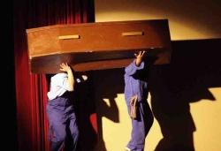 23-11-2008 - Teatre a càrrec del grup d'adults de l'Aula Municipal de Teatre