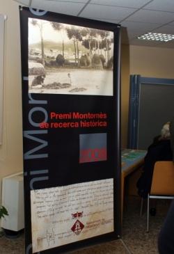 27-11-2008 - Acte acadèmic sobre la història de Montornès
