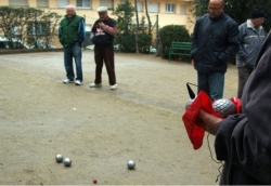 29-11-2008 - Campionat de petanca per a la gent gran