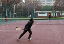 29-11-2008 - Campionat de tennis