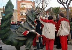 30-11-2008 - Concentració de Gegants i Diables