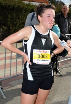 La guanyadora dels 5 Km