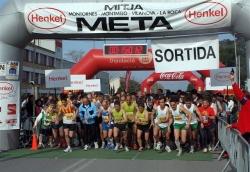 Sortida de la III edició dels 5 km Montornès