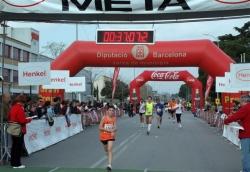 Final de cursa per als participants als 5 km