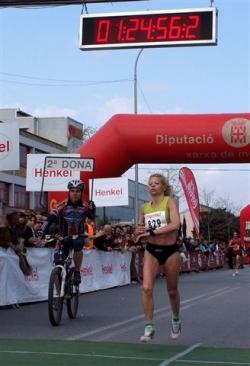Segona classificada: Olga Plana