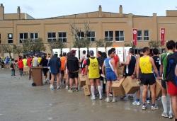 Obsequis i activitats després de la cursa