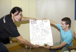 """Presentacio del llibre """"El poder de una decisión"""" de l'autor local, Arturo Padilla"""