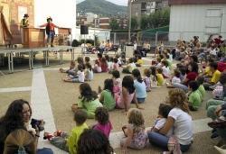 Teatre infantil al carrer