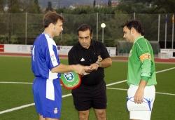 Partit CF Montornès - Veterans Espanyol