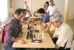 Campionat d'escacs al Casal de Cultura