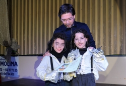 Millor parella infantil - Eduardo Manostijeras