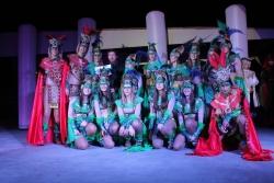 Premi Adult Comparsa més original - El misterio Maya