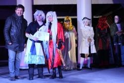 Premi Adult Parella disfressa més traballada - Gintama