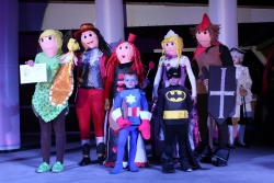 Premi Infantil Grup més original - Las fofuchas de Mari