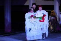 Premi Infantil Parella disfressa més treballada - Los bebes entre las sábanas