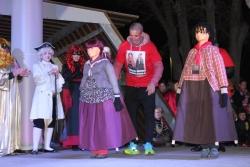 Premi Infantil Grup disfressa més treballada - Els gegants bessons