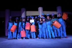 Premi Infantil Comparsa disfressa més treballada - Butaneros