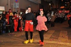 Primer premi parella adulta - Mickey i Minnie